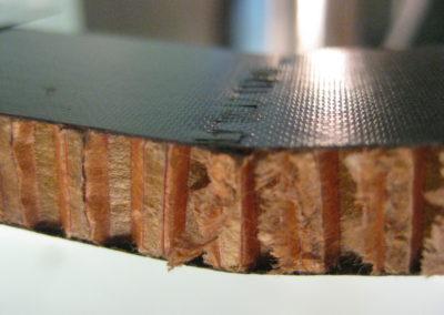Tests mécaniques de matériaux composites